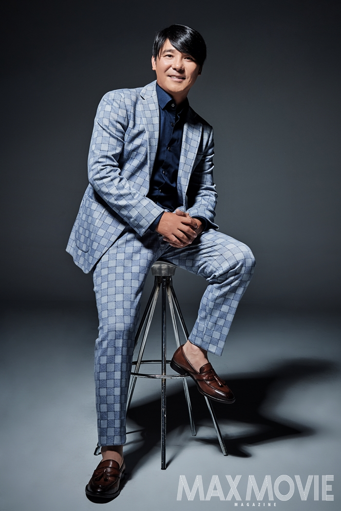 임창정이 <창수>(2013)에 이어 <로마의 휴일>에서 이덕희 감독과 두 번째로 호흡을 맞췄다. <로마의 휴일>은 8월 30일(수) 개봉한다. ⓒ 맥스무비 김현지(에이전시 테오)
