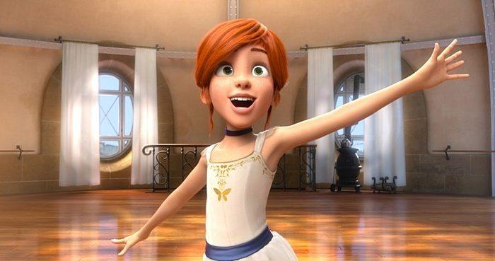 이미 월드와이드 흥행을 한 프랑스 애니메이션 <발레리나>는 북미에서도 사랑받고 있다. 사진 판씨네마