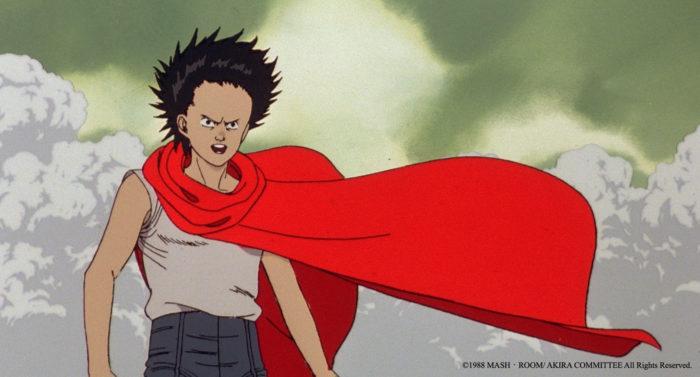 고아이자 아웃사이더 10대 폭주족 테츠오는 우연히 초현실적인 힘을 얻는다. 그는 새로운 시대의 구원자인가 아니면 파괴자인가. 사진 삼지애니메이션