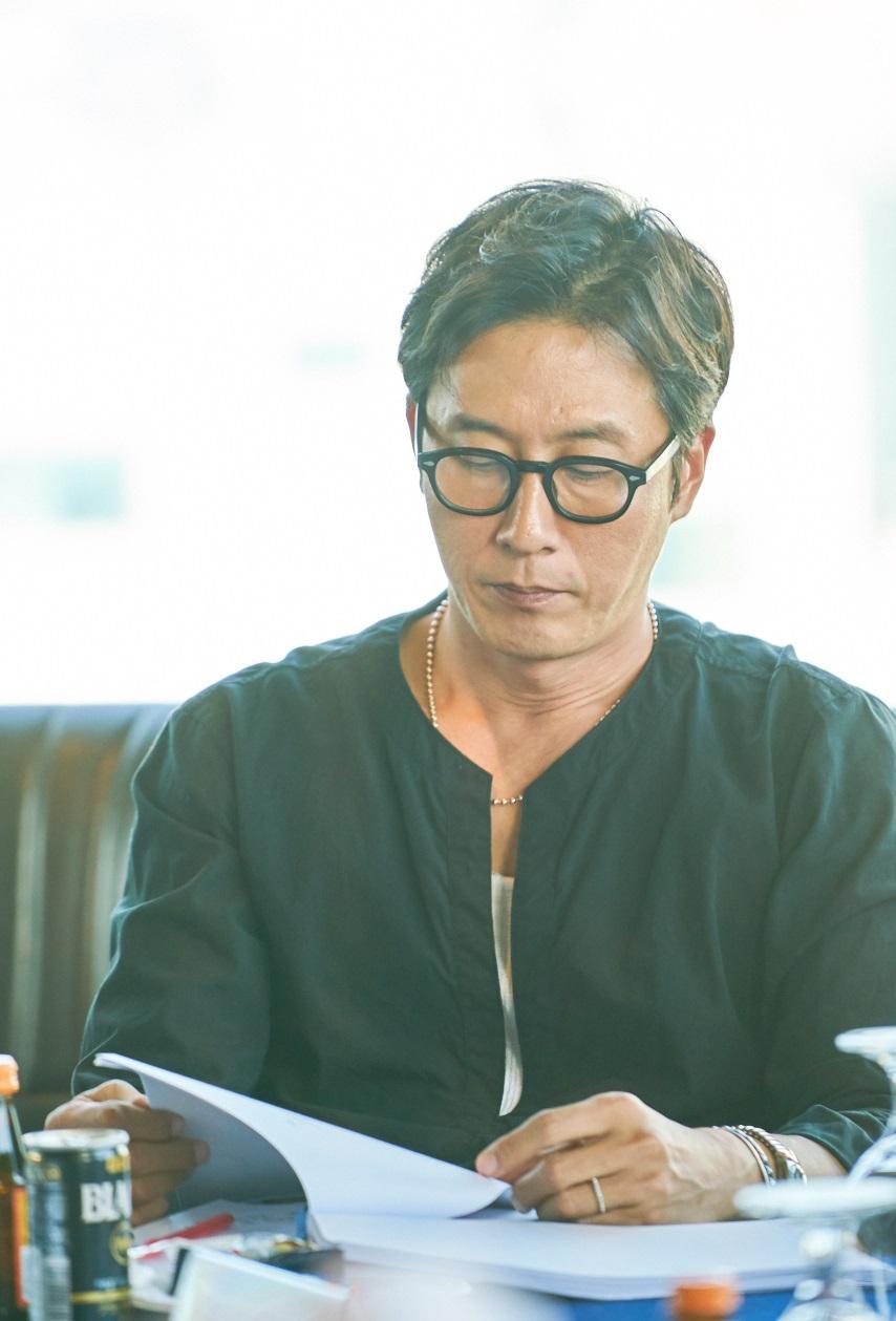 <공조>(2018년 개봉 예정), 첫 대본 리딩에 참여한 김주혁