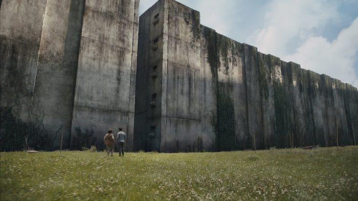 '미로를 달리는 자들(maze runner)'이란 제목에서도 알 수 있듯이 거대한 미로는 <메이즈 러너> 세계관을 관통하는 주요 장치다. 사진 이십세기폭스코리아