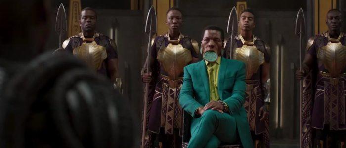 영화는 다양한 아프리카 부족의 전통과 문화를 담고 있다. 사진 월트디즈니컴퍼니코리아