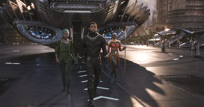 '블랙팬서' 군단이 '어벤져스: 인피니티 워'에 참여한다. 사진 월트디즈니 컴퍼니 코리아