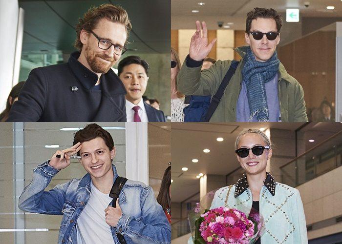 '어벤져스: 인피니티 워' 출연진들이 한국을 찾았다. 사진 월트디즈니컴퍼니 코리아