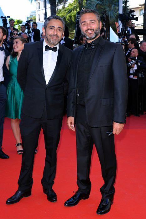 에릭 토레다노 감독(좌)과 올리비에르 나카체 감독(우). 두 감독은 '언터처블: 1%의 우정' '웰컴, 삼바' 등을 공동연출하고 있다. 사진디스테이션