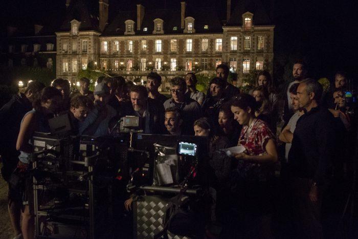 올리비에르 나카체 감독은 웨딩 장면을 촬영했던 밤에 모든 배우, 스태프들이 그 순간을 공유해서 행복했다고 말했다. 사진 디스테이션