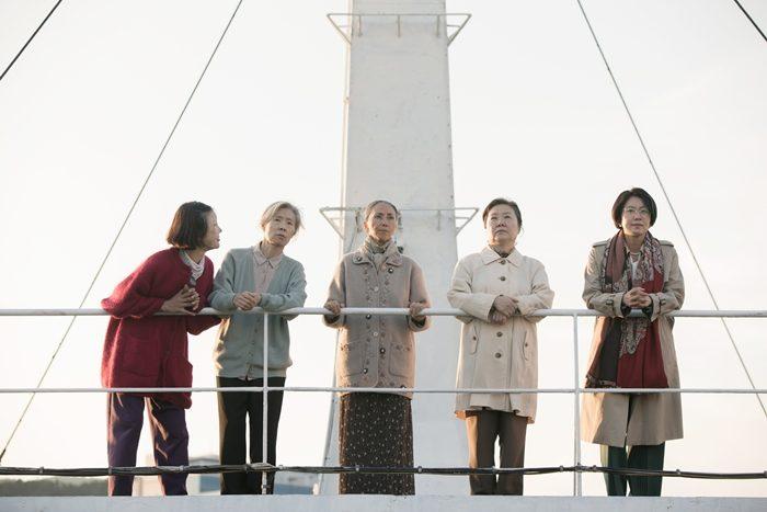 '허스토리'는 김희애를 필두로 김해숙, 예수정, 이용녀, 문숙 등 여성 배우들의 연대가 빛나는 작품이다. 사진 NEW