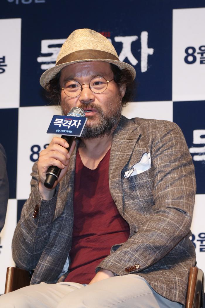 김상호가 연기하는 형사 재엽은 목격자가 나타나지 않는 상황을 답답해 하는 인물이다. 사진 NEW