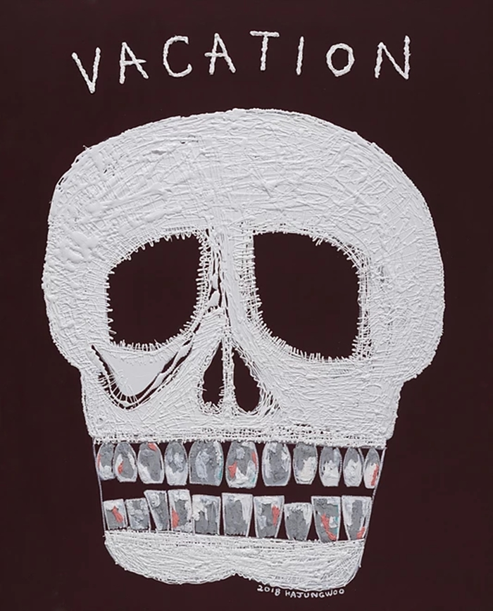 하정우의 개인전 '하정우 : VACATION'은 7월 11일(수)부터 8월 11일(토)까지 한 달간 종로구 표갤러리에서 열린다. 사진 표갤러리