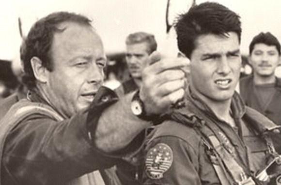 토니 스콧 감독은 연출 초기에 톰 크루즈와 '탑건'(1986) '폭풍의 질주'(1990) 등 연달아 두 작품을 함께 했다. 사진 리틀빅픽쳐스