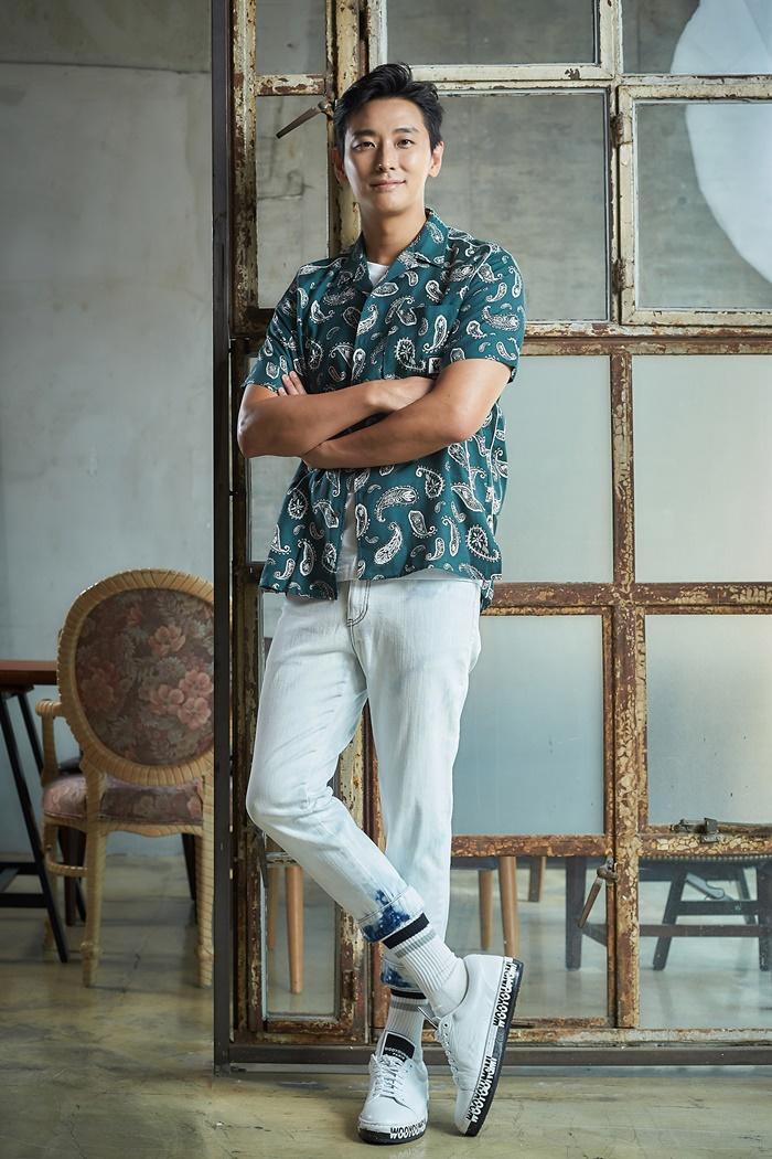 주지훈은 '신과함께' 시리즈를 통해 배우로서 조금 더 여유를 갖게 되었다고 밝혔다. 사진 롯데엔터테인먼트