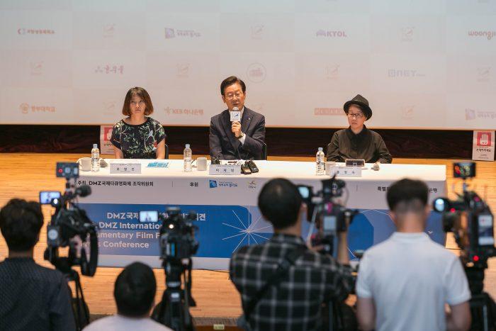 DMZ 국제다큐멘터리 영화제는 아시아 유일 다큐멘터리 전문 영화제로서 정체성을 지켜갈 예정이다. 사진 제10회 DMZ 국제다큐영화제