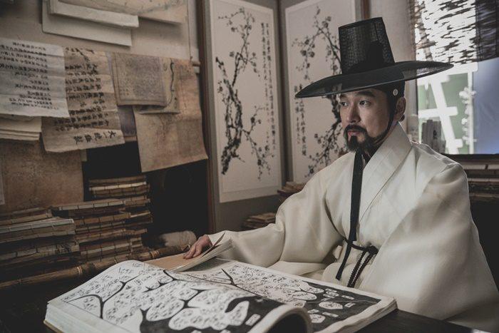 조승우의 사극 출연은 '마의'(2013) 이후 5년 만이다. 사진 메가박스플러스엠