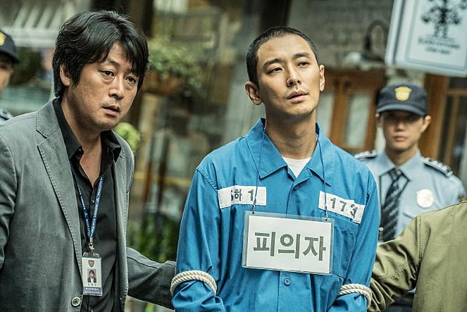 '암수살인'은 김태균 감독이 6년 동안 준비한 그의 첫 범죄 드라마 장르 연출작이다. 사진 쇼박스