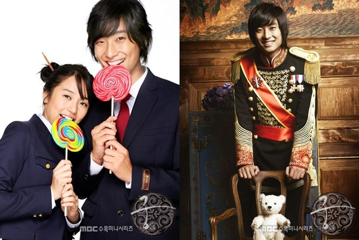 모델로 활동하던 주지훈은 '압구정 종갓집'(SBS, 2003~2004)을 통해 연기자로 데뷔했다. 당시 신인이었던 주지훈이 인기 만화 원작의 '궁'(MBC, 2006)에 캐스팅되자 큰 화제가 되기도 했다. 사진 MBC