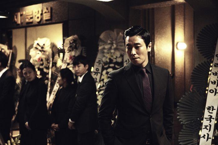 주지훈은 정우성, 황정민, 곽도원, 정만식 등 걸출한 배우들 사이에서도 묵직한 존재감을 발산했다. 사진 CJ 엔터테인먼트