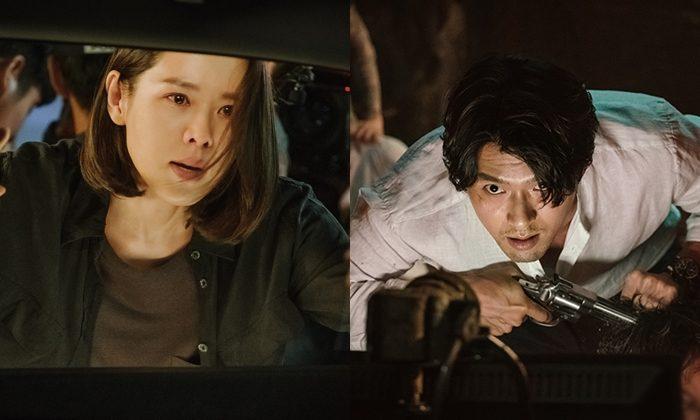 9월 19일(수) 개봉하는 '협상'은 같은 날 개봉하는 한국 영화 중 유일한 현대물이다. 사진 CJ 엔터테인먼트