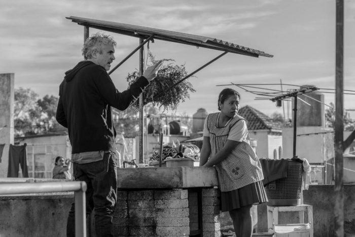 '그래비티'(2013) '칠드런 오브 맨'(2006)을 연출한 알폰소 쿠아론 신작 '로마'. 월드 시네마 섹션에서 만날 수 있다. 사진 넷플릭스