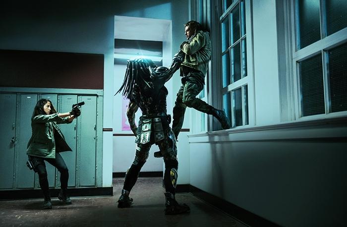 존 맥티어난 감독의 '프레데터'(1987)에서 처음 등장한 프레데터는 괴력과 최첨단 전투 무기, 지능까지 갖춘 우주 최강의 사냥꾼이다. 사진 이십세기폭스코리아