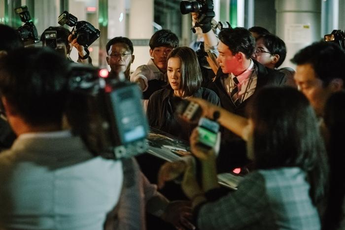 '협상'은 범죄 오락 영화답게 러닝타임 내내 밀고 당기기를 반복하며 쫄깃한 긴장감을 선사한다. 사진 CJ 엔터테인먼트