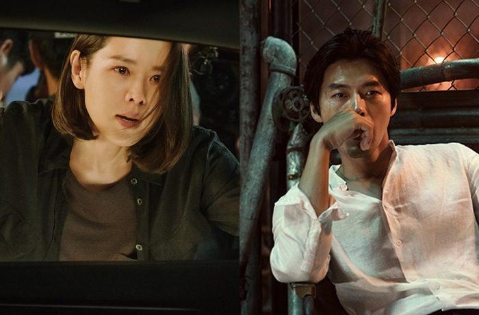 데뷔 이후 처음으로 호흡을 맞춘 손예진과 현빈은 멜로 영화가 아닌 범죄극에서 대립하는 관계로 만났다. 사진 CJ 엔터테인먼트
