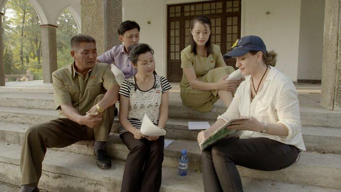 북한에서 영화는 중요한 위치를 차지하는 예술이자 선전물이다. 영화업계에 대한 대우도 꽤 좋다. 사진 독포레스트