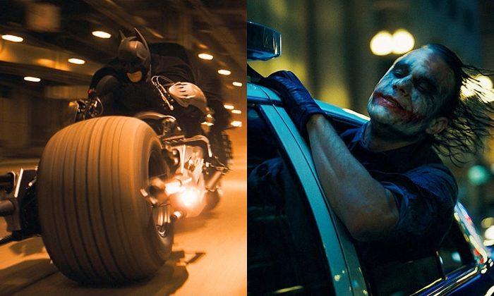 크리스토퍼 놀란 감독의 '다크 나이트' 3부작은 영웅의 불안하고 어두운 내면을 그리며 히어로 영화의 새로운 기준을 제시했다. 사진 워너브러더스 코리아