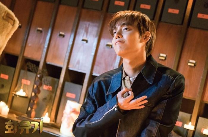 정제원은 드라마 '아스달 연대기'(tvN)에도 캐스팅되며 활발한 연기자 활동을 이어가고 있다. 사진 '화유기'(tvN, 2017) 공식 홈페이지