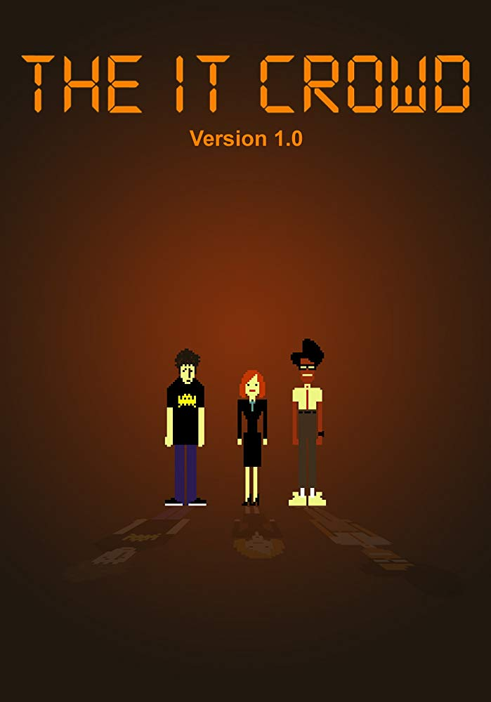 사진 'IT 크라우드' 포스터