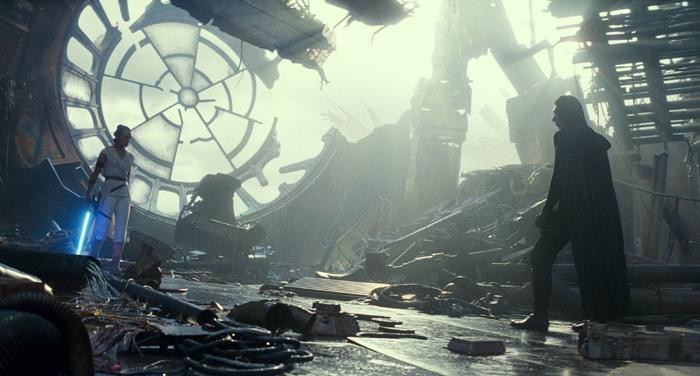 영화 '스타워즈: 라이즈 오브 스카이워커' 스틸. 사진 월트디즈니컴퍼니코리아