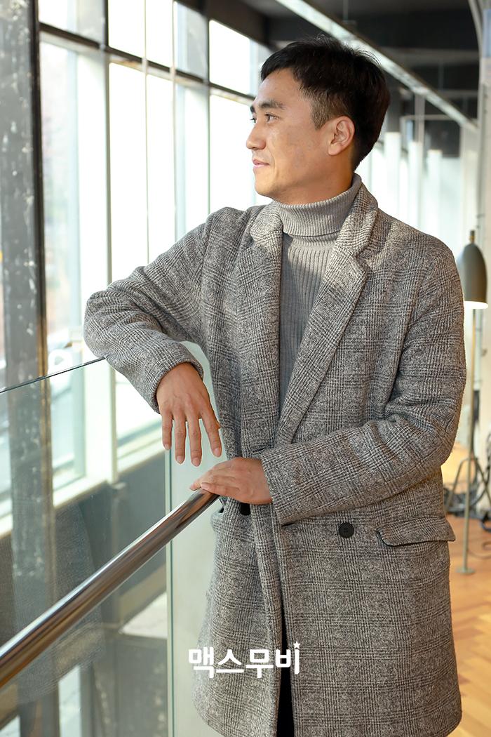 영화 '김복동' 송원근 감독. 사진  인턴 기자