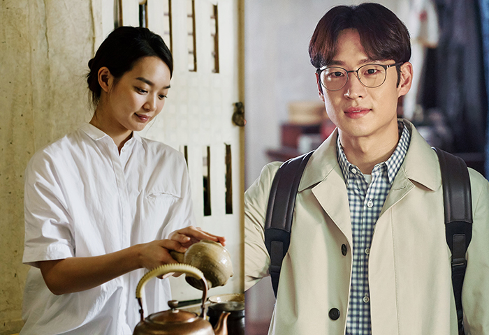 영화 '디바' 출연한 배우 신민아와 '사냥의 시간'에 출연한 배우 이제훈(왼쪽부터). 사진 인벤트스톤, 롯데엔터테인먼트