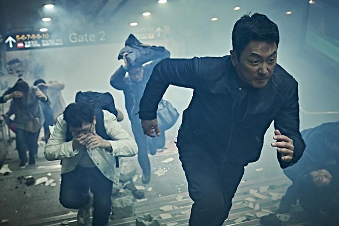 영화 '백두산' 스틸. 사진 CJ 엔터테인먼트
