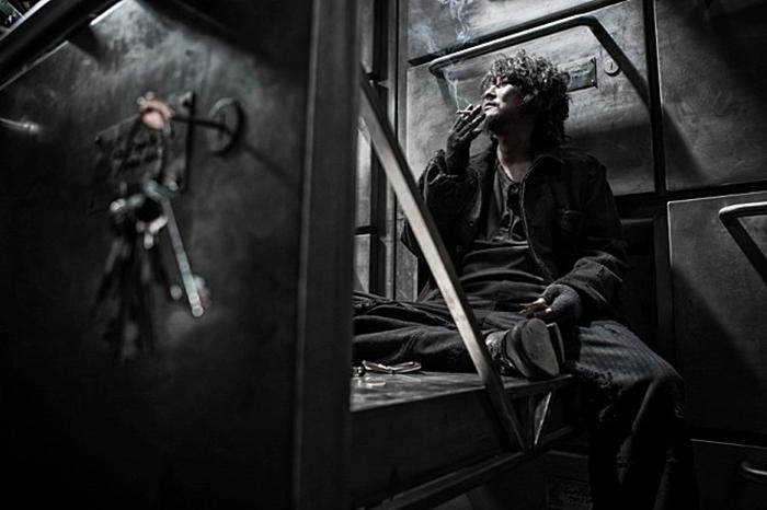영화 '설국열차' 스틸. 사진 CJ엔터테인먼트