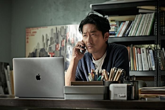 영화 '클로젯' 하정우 스틸. 사진 CJ엔터테인먼트