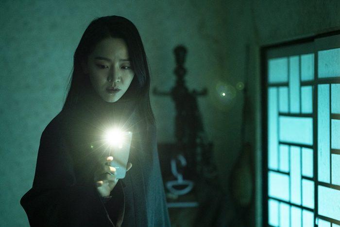 영화 '결백' 스틸. 배우 신혜선. 사진 소니픽쳐스엔터테인먼트코리아(주) , (주)키다리이엔티