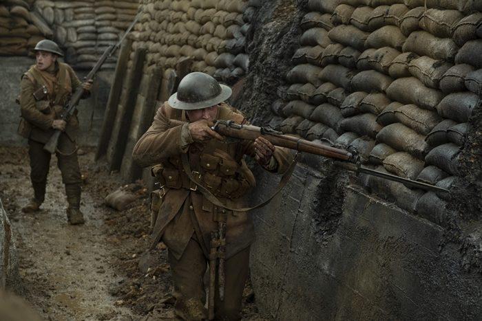 영화 '1917' 스틸. 사진 (주)스마일이엔티