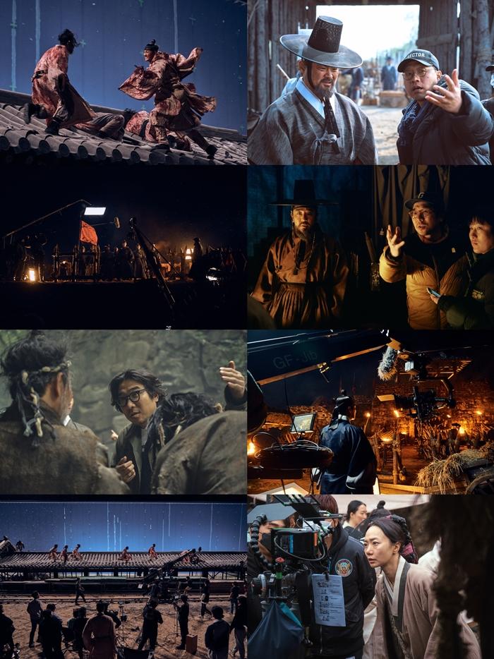 '킹덤' 시즌2 스틸. 사진 넷플릭스