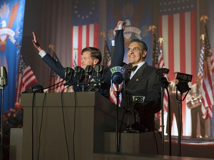 드라마 '미국을 겨냥한 음모' 스틸. 사진 HBO