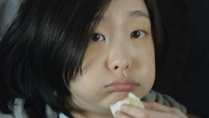 영화 '마녀' 김다미 스틸. 사진 워너 브러더스 코리아(주)
