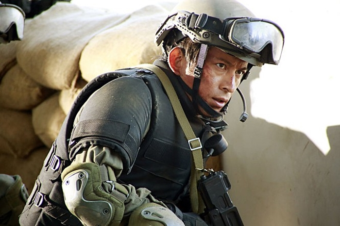 영화 '도서관 전쟁' 스틸. 사진 (주)시네마천국