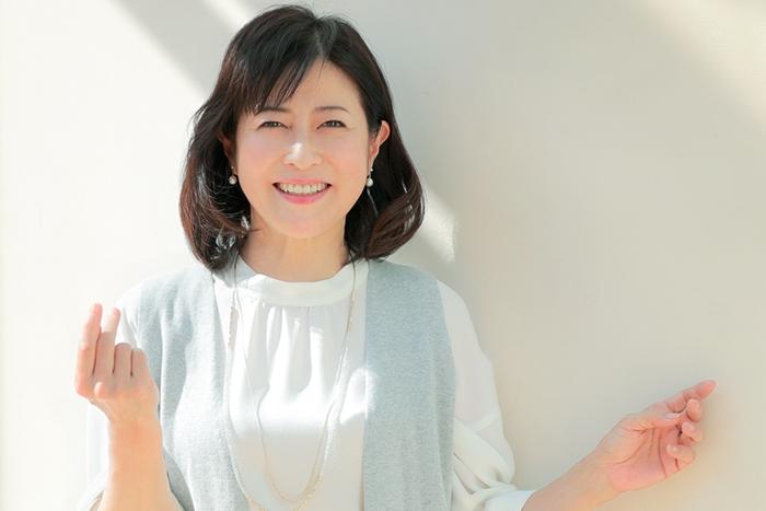 일본 배우 오카에 쿠미코. 사진 스태프업