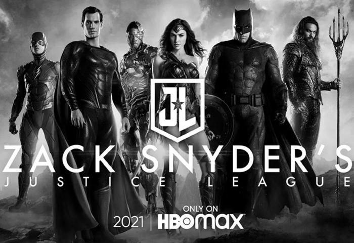 영화 '저스티스 리그' 잭 스나이더 감독판 포스터. 사진 HBO 맥스