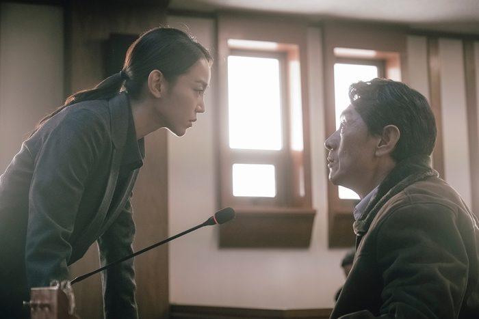 영화 '결백' 스틸. 사진 소니픽쳐스엔터테인먼트코리아(주) , (주)키다리이엔티