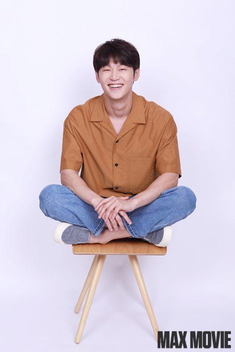 영화 '어서오시게스트하우스' 배우 이학주. 사진