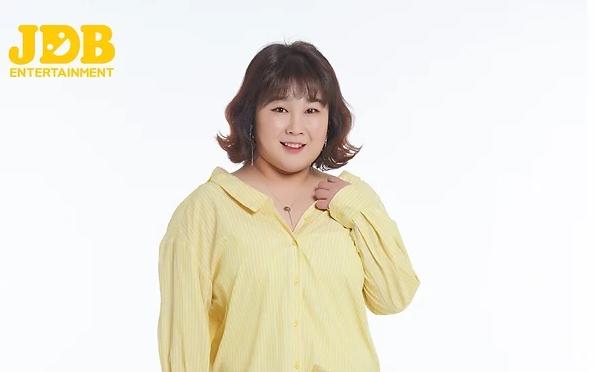 김민경. 사진 제이비디엔터테인먼트