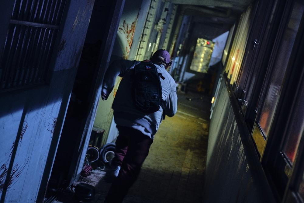 '#살아있다' 스틸. 사진 넷플릭스