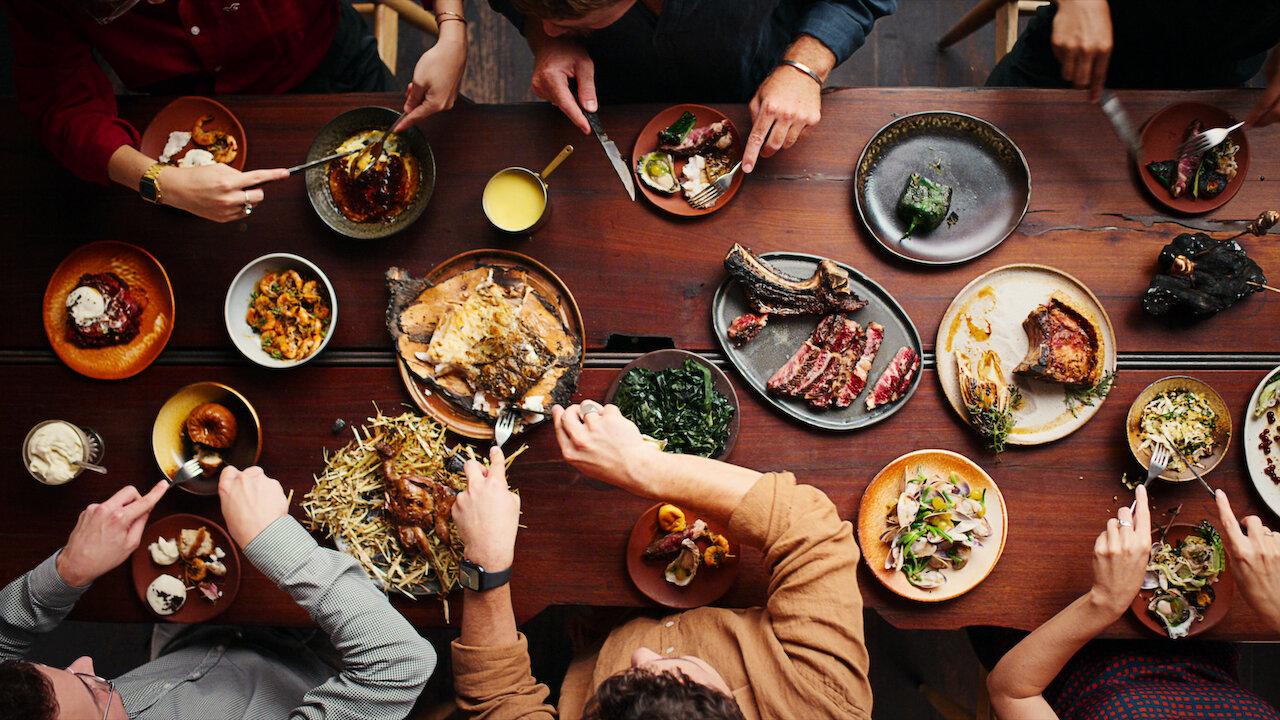 넷플릭스 '셰프의 테이블' 스틸. 사진 넷플릭스