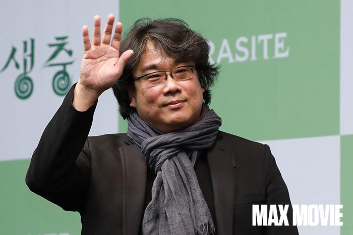 봉준호 감독. 사진 맥스무비DB