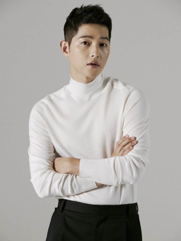 배우 송중기. 사진 하이스토리 디앤씨
